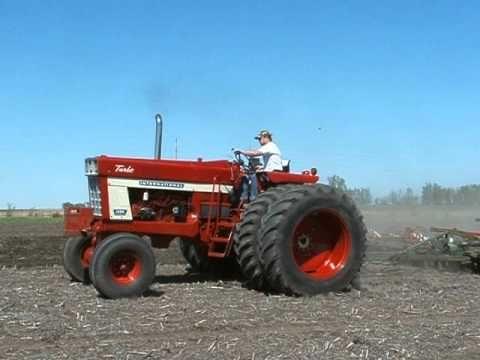 Ih 1066 Restored Restore Refurbished International Youtube International Harvester Tractors International Harvester International Tractors