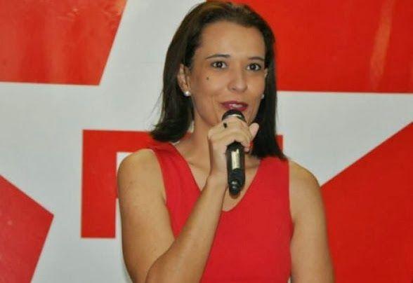 RN POLITICA EM DIA: PREFEITA DO PT TEM CABEÇA AVALIADA EM R$ 130 MIL.