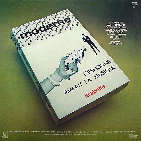 Moderne - L'Espionne Aimait La Musique