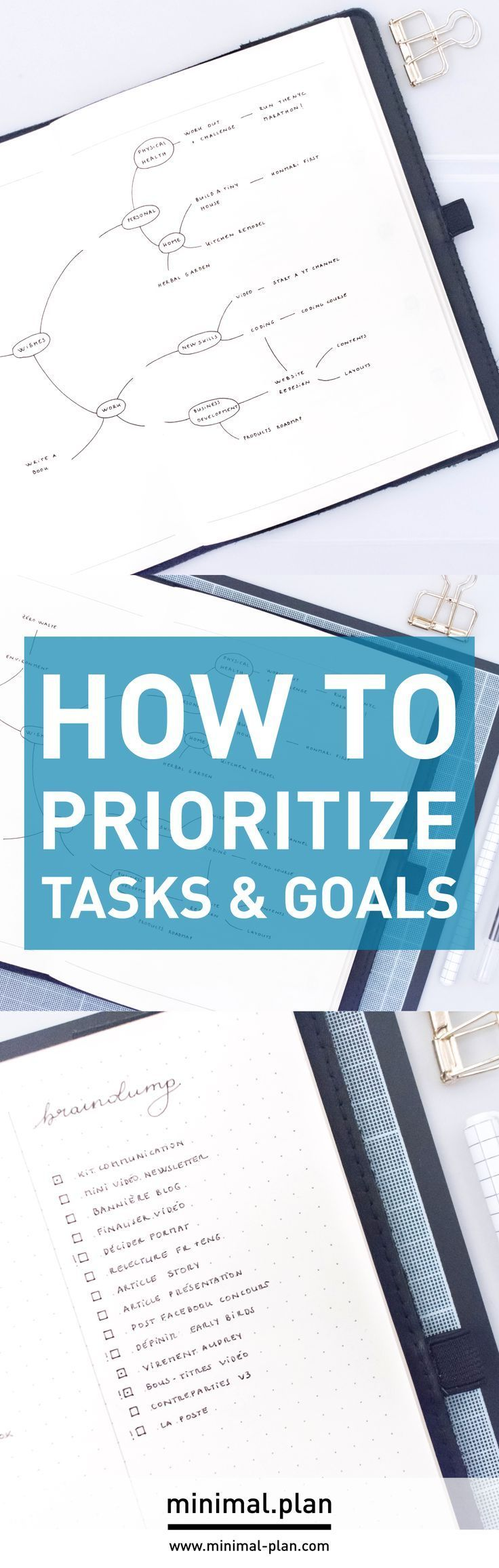 Find Out How To Prioritize Your Goals And Tasks To Craft A Better