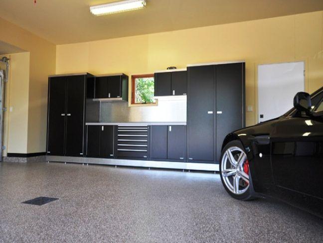Garage Interior Color Ideas   Google Search