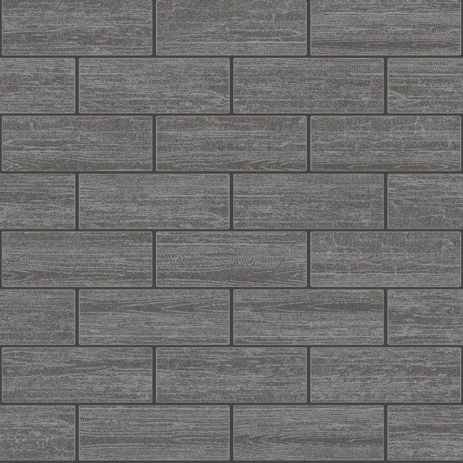 bathroom tiles wallpaper. Holden Wood Tile Effect Kitchen Bathroom Tiling Wallpaper Black 89216 Tiles L