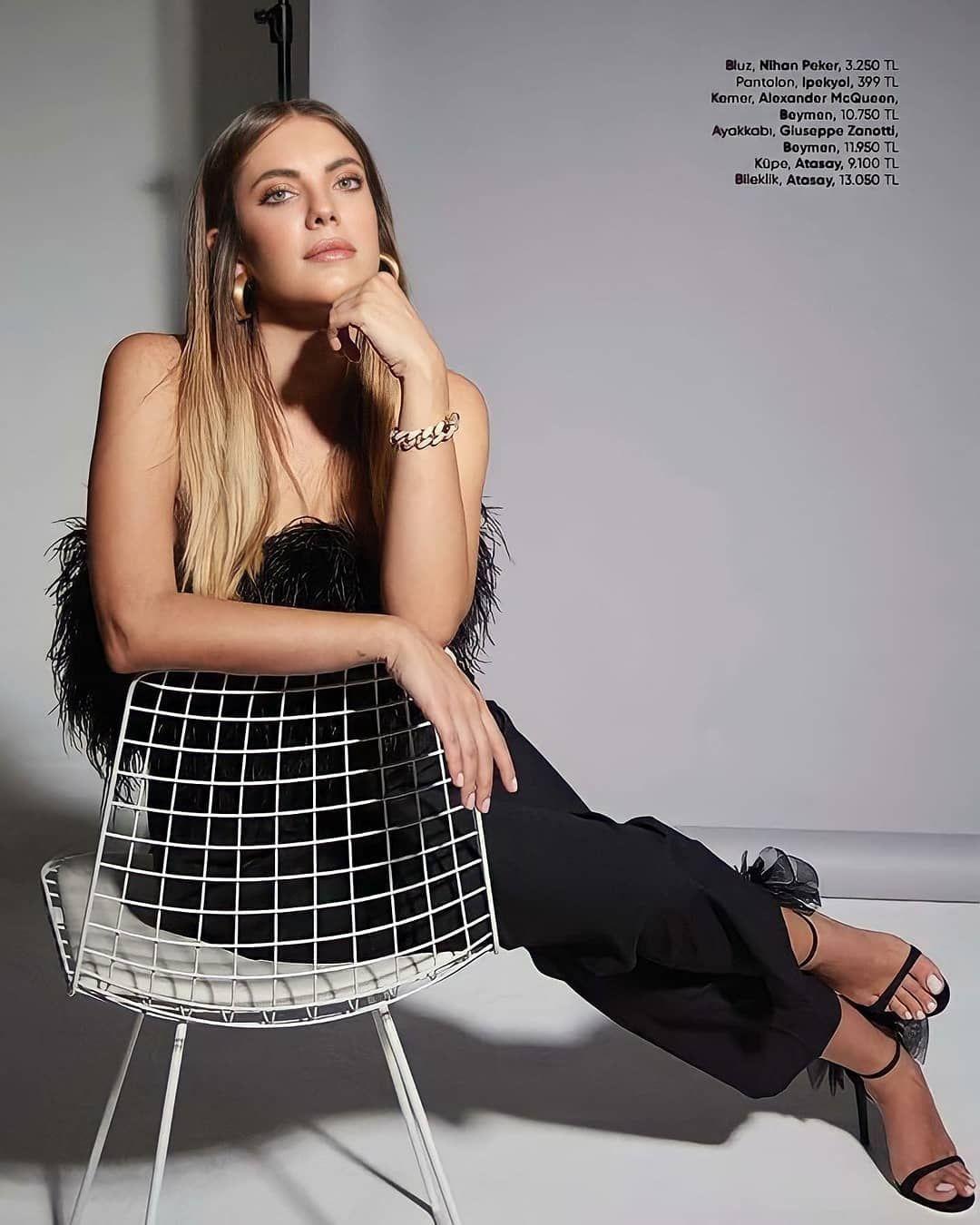 سریال سیب ممنوعه S Instagram Profile Post شات های جدید ادا اجه زیبای دوستداشتنی چقدر کیوتی اخه Eda Ece Yasakel Fashion Fashion Looks Slip Dress