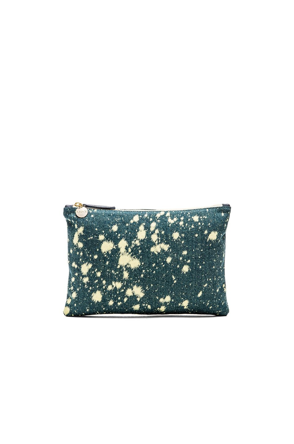 Clare V. Flat Pouch