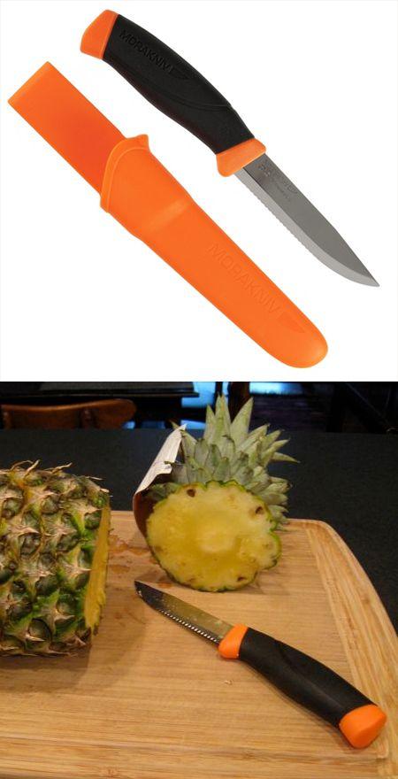 Morakniv Companion Serrated Knife Travelgear Knife