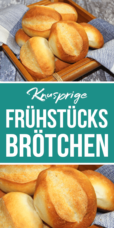 Knusprige Frühstücksbrötchen - dieHexenküche.de   Thermomix Rezepte