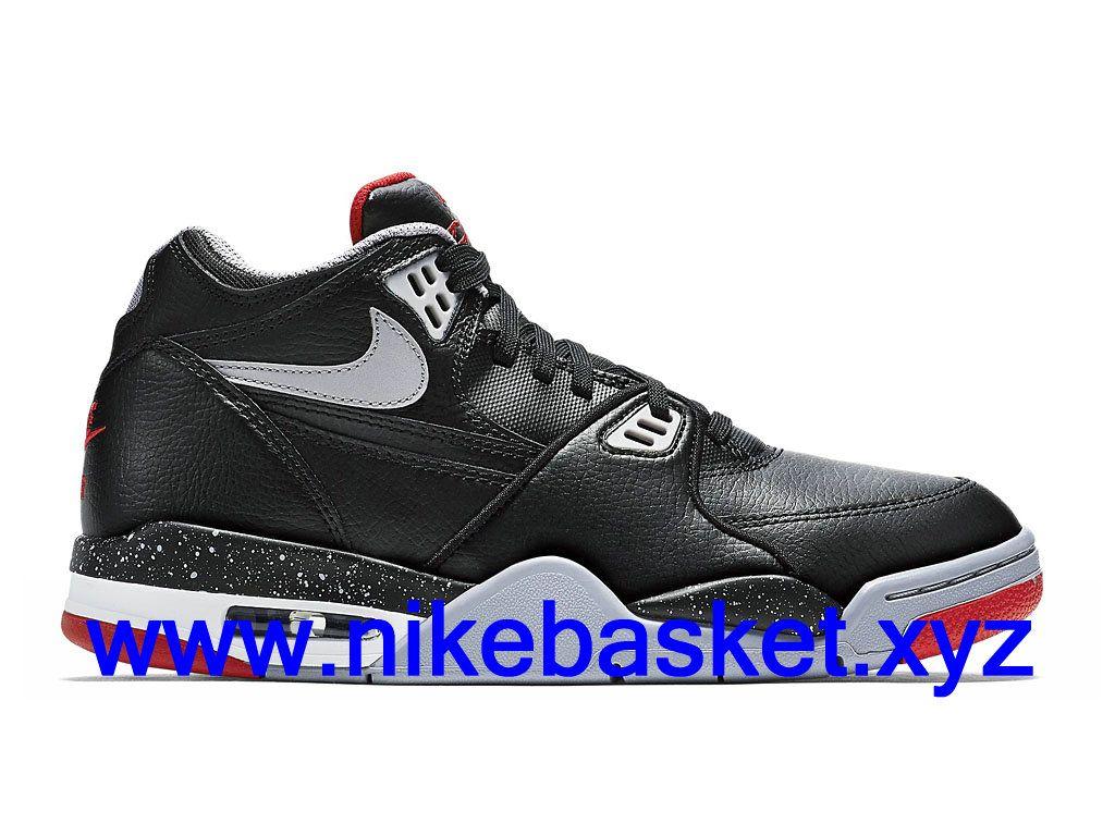 quality design cd988 d4787 Nike Air Flight 89 Homme chaussures pas cher basket NoirGrisRouge  306252026-1610120316 - Chaussures de basket Nike Offres Site   nikebasket.xyz