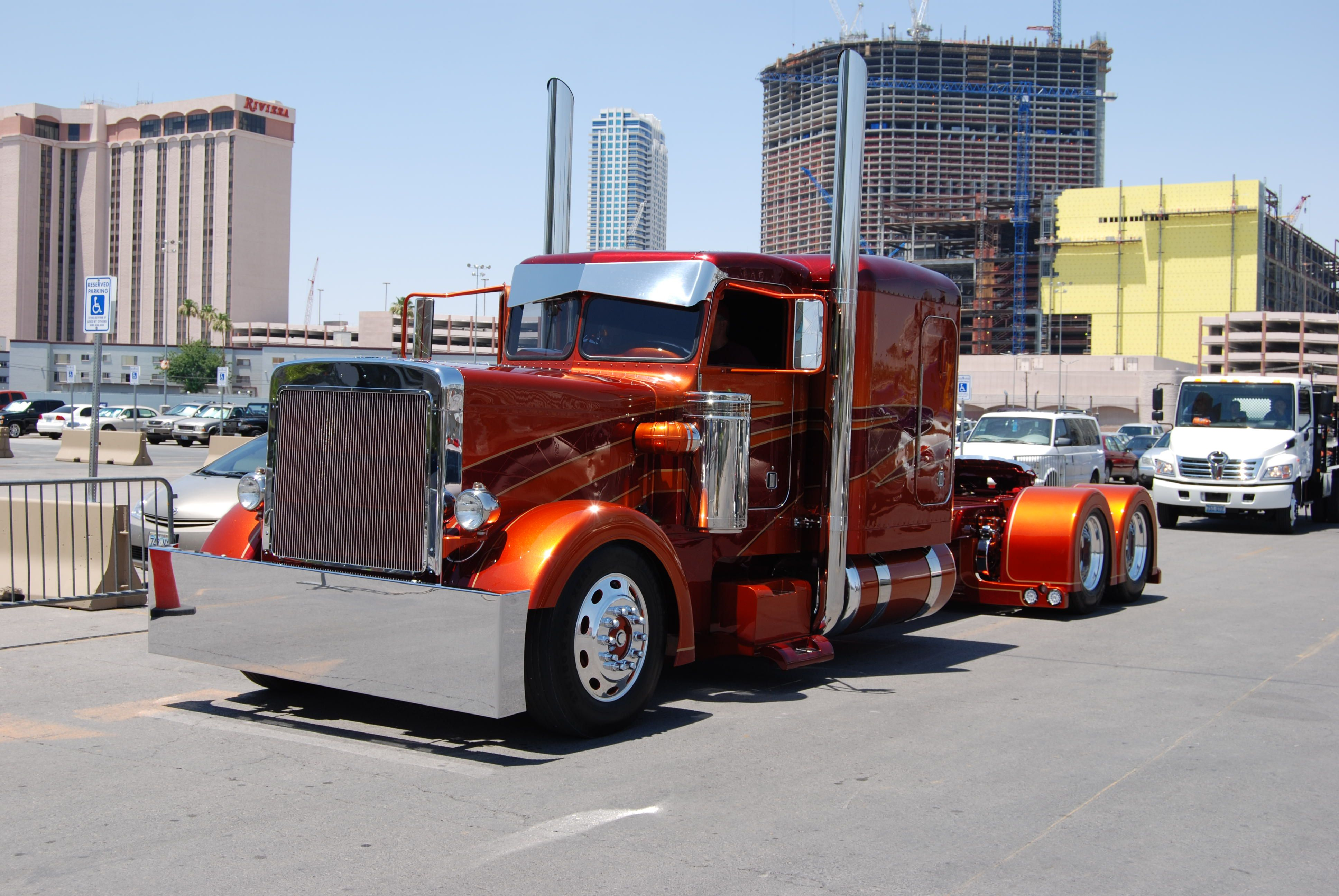 Peterbilt Fire Truck Wallpaper For Android Wallpaper With Images