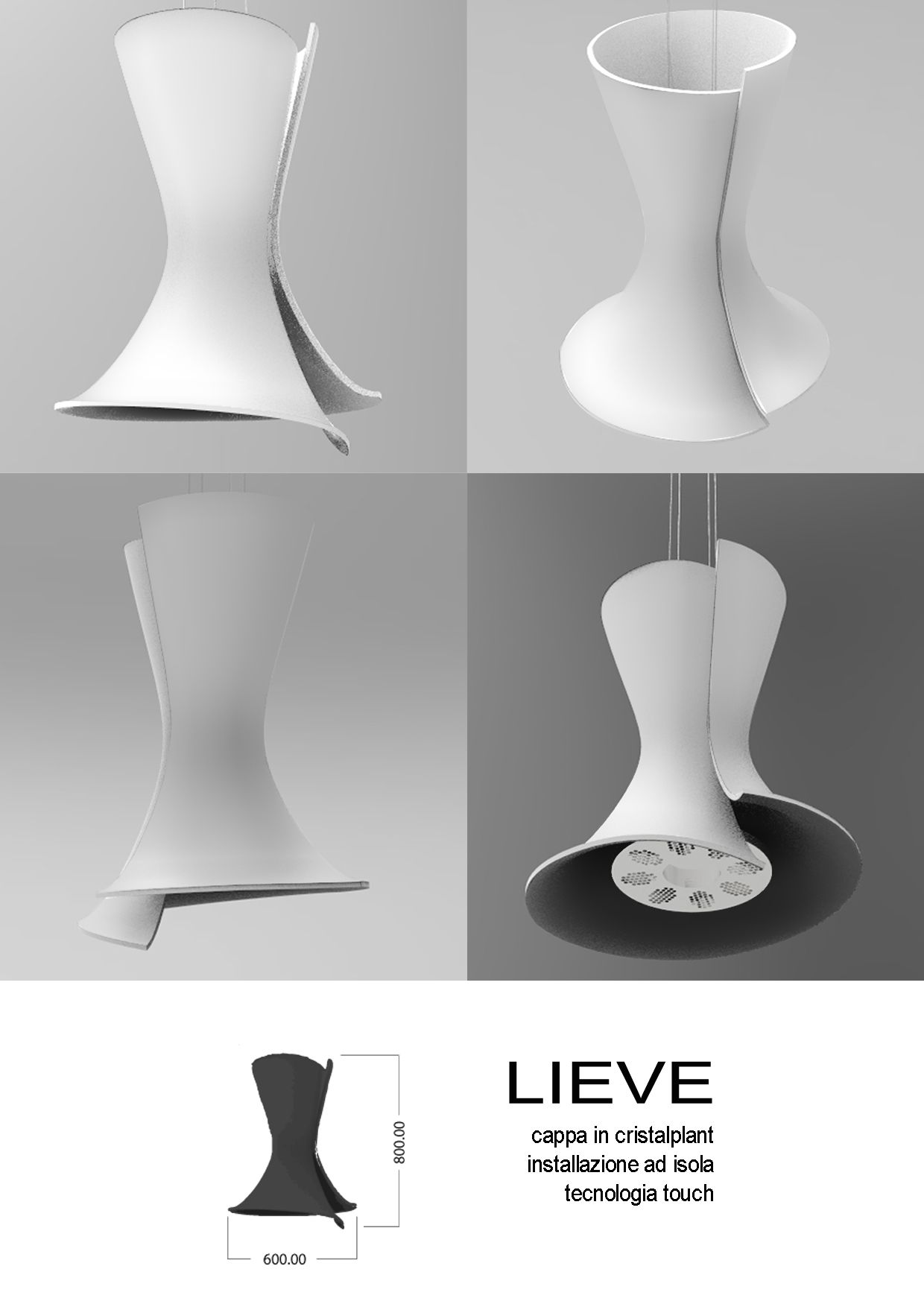 Concept for the Cristalplant Design Award