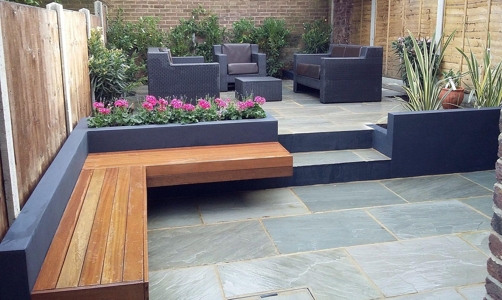 Modern Garden Design London Clapham Battersea Dulwich