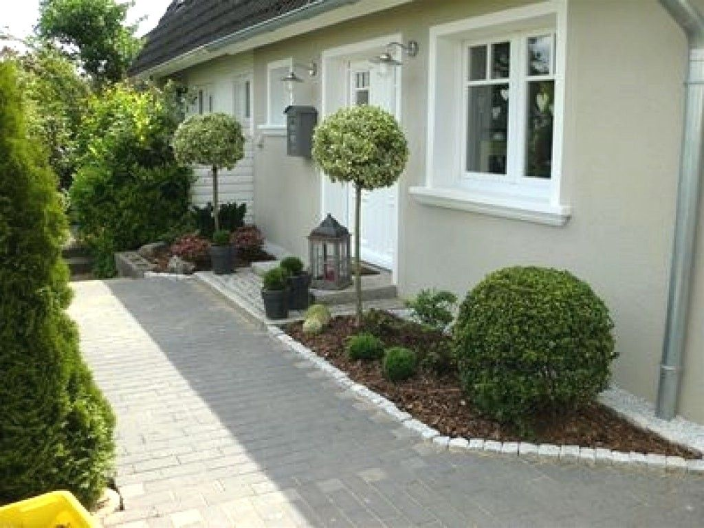 Kleinen Vorgarten Gestalten 25 Inspirierende Beispiele 1