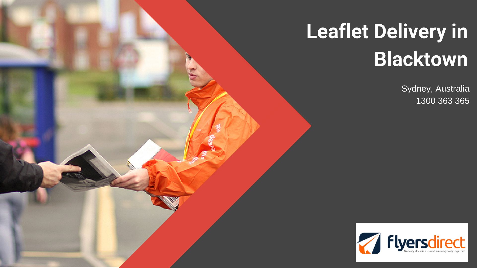 With A Plethora Of Benefits Associated With The Leaflet Delivery