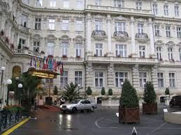 Grand Hotel Pupp Karlovy Vary Czech Republic We Had Lunch Here Grand Hotel Hotel Karlovy Vary