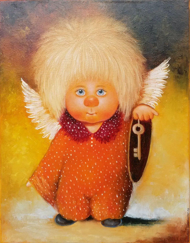 Картинки прикольные ангел