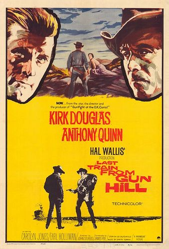 Old Spaghetti Western Movie Posters