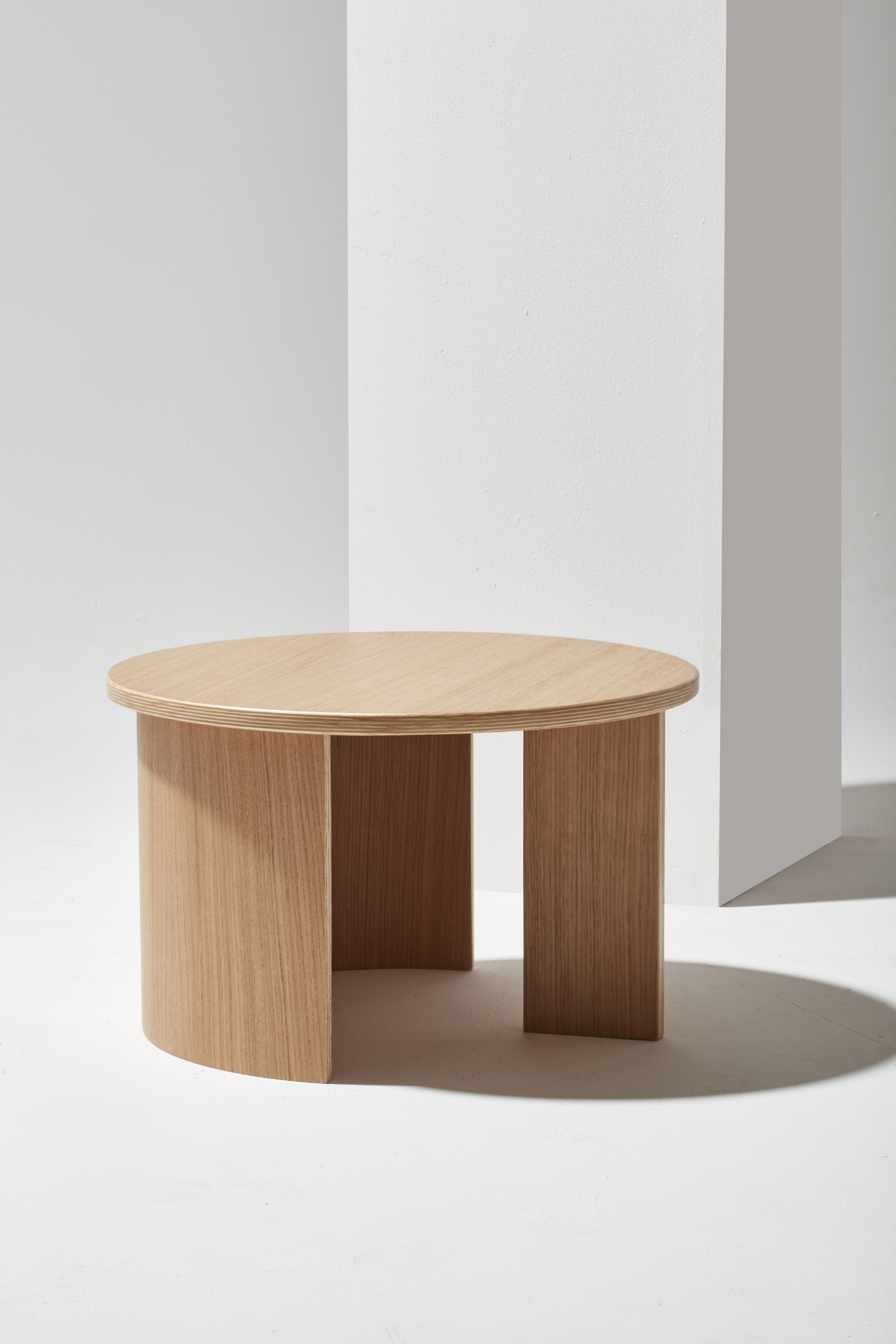 Giro Small Round Coffee Table In Oak Side Table Wood Coffee Table Table [ 6480 x 4320 Pixel ]