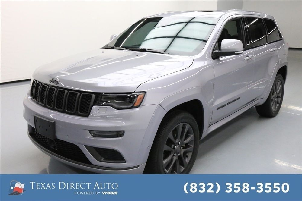 eBay 2018 Jeep Grand Cherokee High Altitude Texas Direct