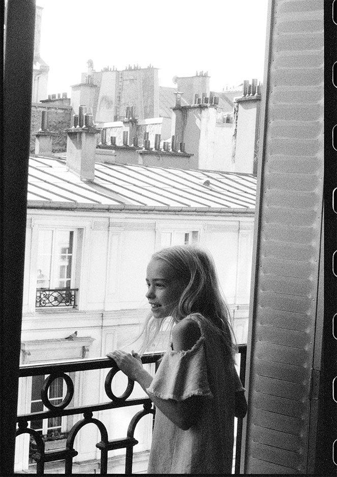CAPSULE | GIRL-EDITORIALS | ZARA France
