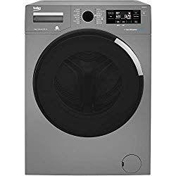 Beko WR84PB44DG A+++ Rated Freestanding Washing Machine ...