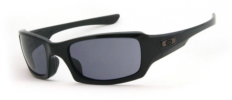 Oakley Herren OO9238-04 Rechteckig Sonnenbrille, Gr. M, Polished ...