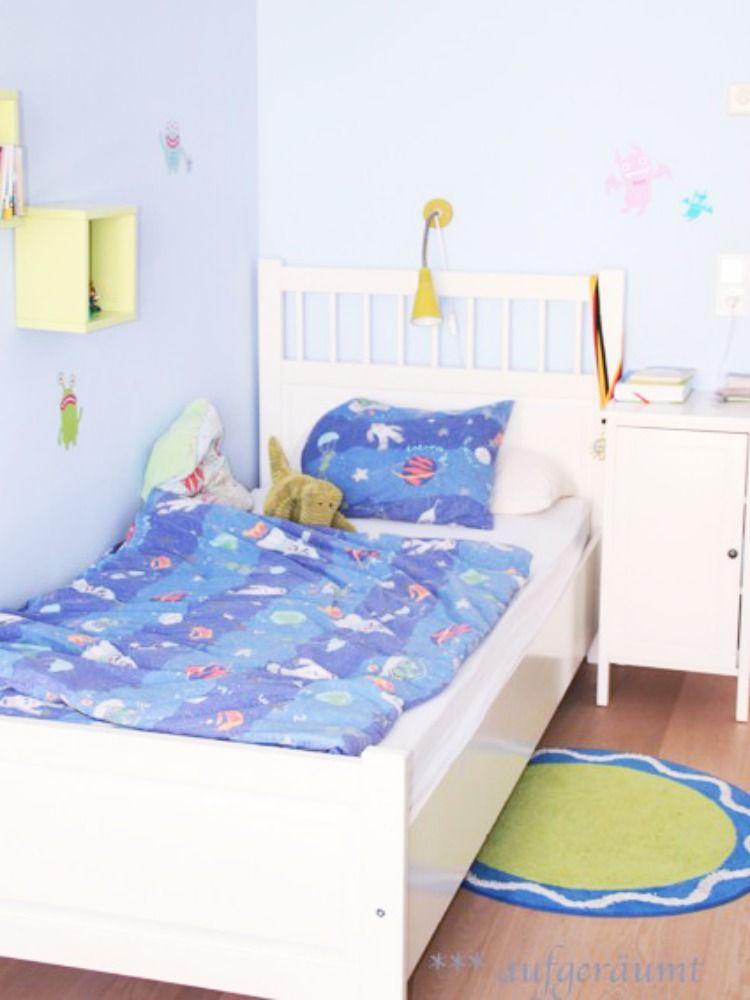 Projekt Boys Room Organizing Kinderzimmergestaltung für