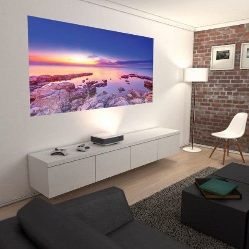 Optoma Gt5000 Ultra Short Throw Projector Ortons - Videoprojecteur Salon