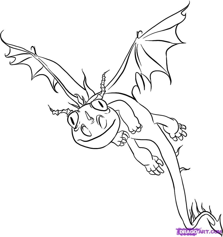 Terrible Terror Coloring Pages