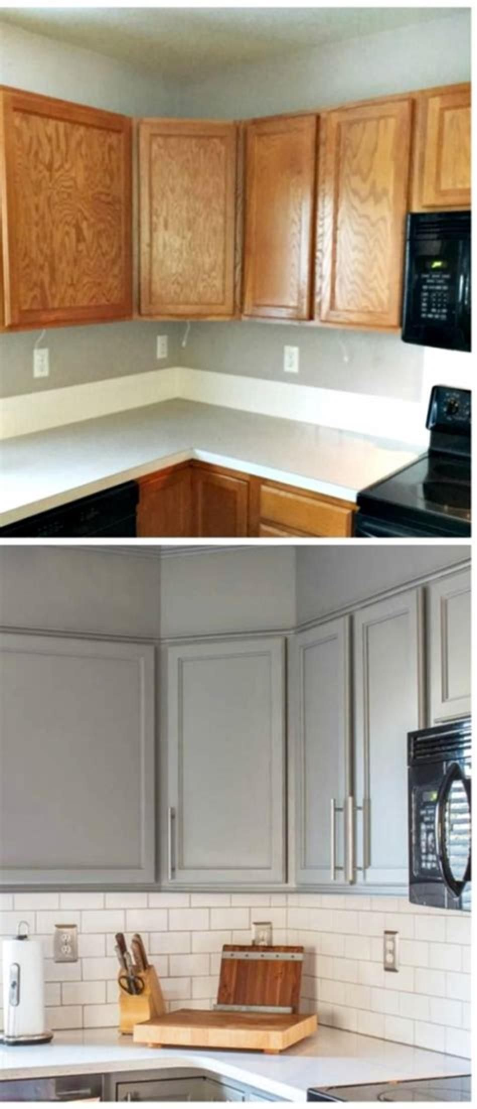 43 amazing kitchen remodeling ideas for small kitchens 2019 small kitchen makeovers cheap on kitchen makeover ideas id=22455