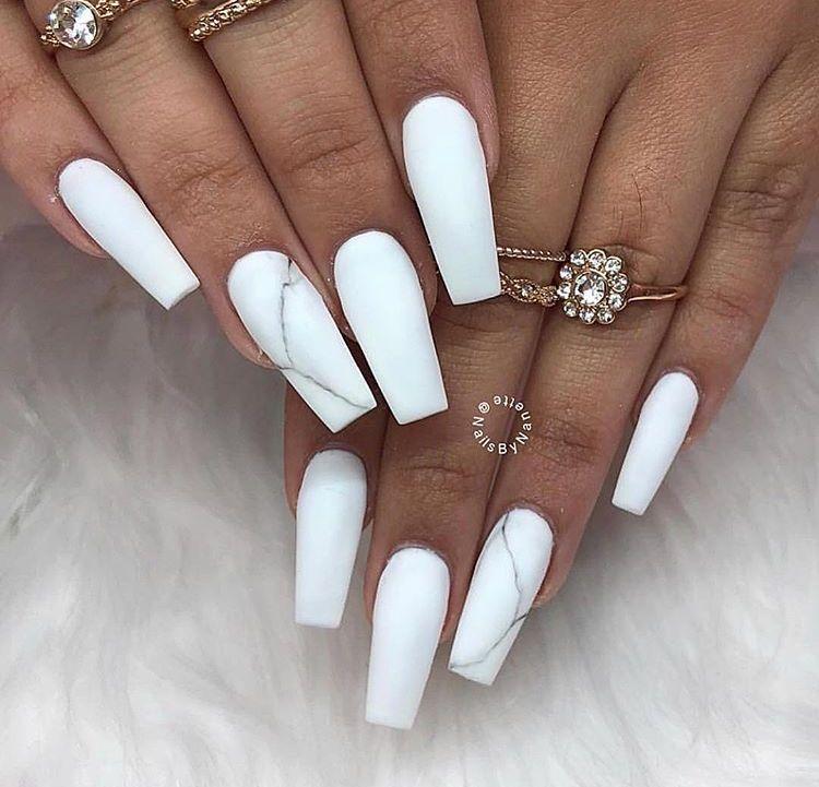 Pin By Sariah Kent On Hair Makeup Nails White Acrylic Nails Pretty Acrylic Nails Nails