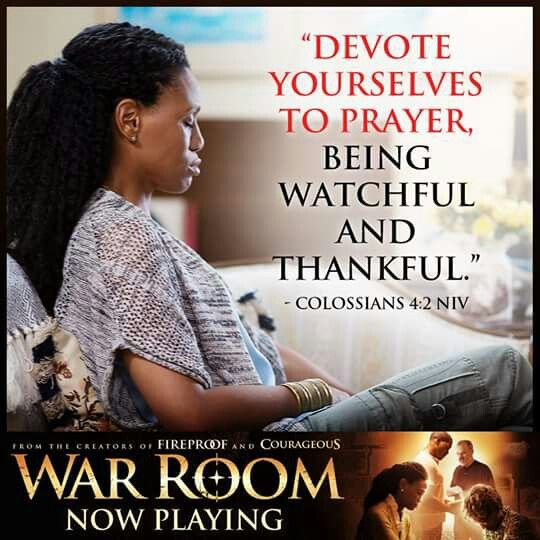devote yourselves to prayer being watchful and thankful