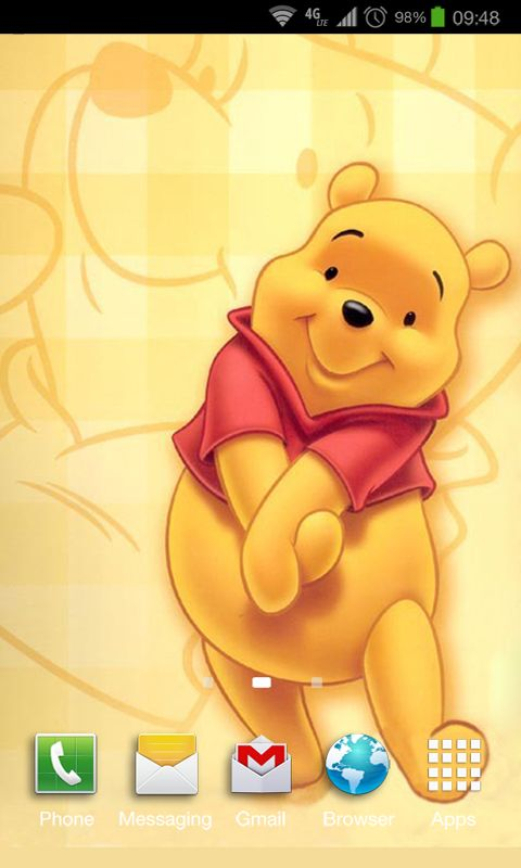 Free Winnie The Pooh Hd Wallpapers Apk Download For Android Getjar