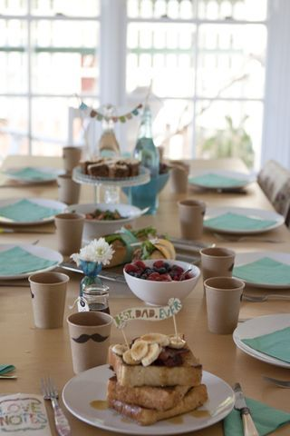 Father S Day Table Settings Father S Day Ideas Fathers Day