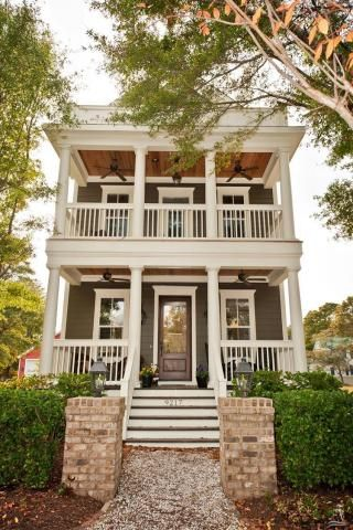Low Country Style My Dream Retirement Home House