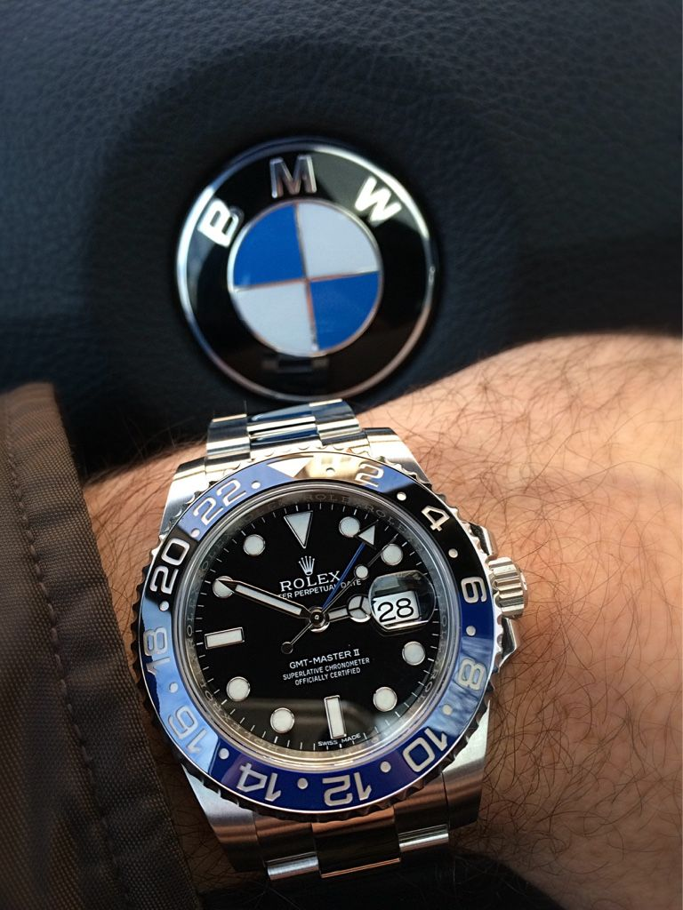 BMW and Rolex... how many out there?? - Page 7 - Rolex ...