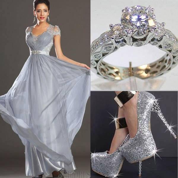 Long Evening Dresses For Wedding - Ocodea.com