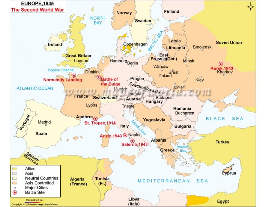 Buy europe 1945 the second world war digital map online world map buy europe 1945 the second world war digital map online gumiabroncs Image collections