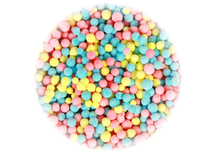 Bubble Gum Dippin Dots Dippin Dots Edible Sprinkles Ice Cream Sprinkles