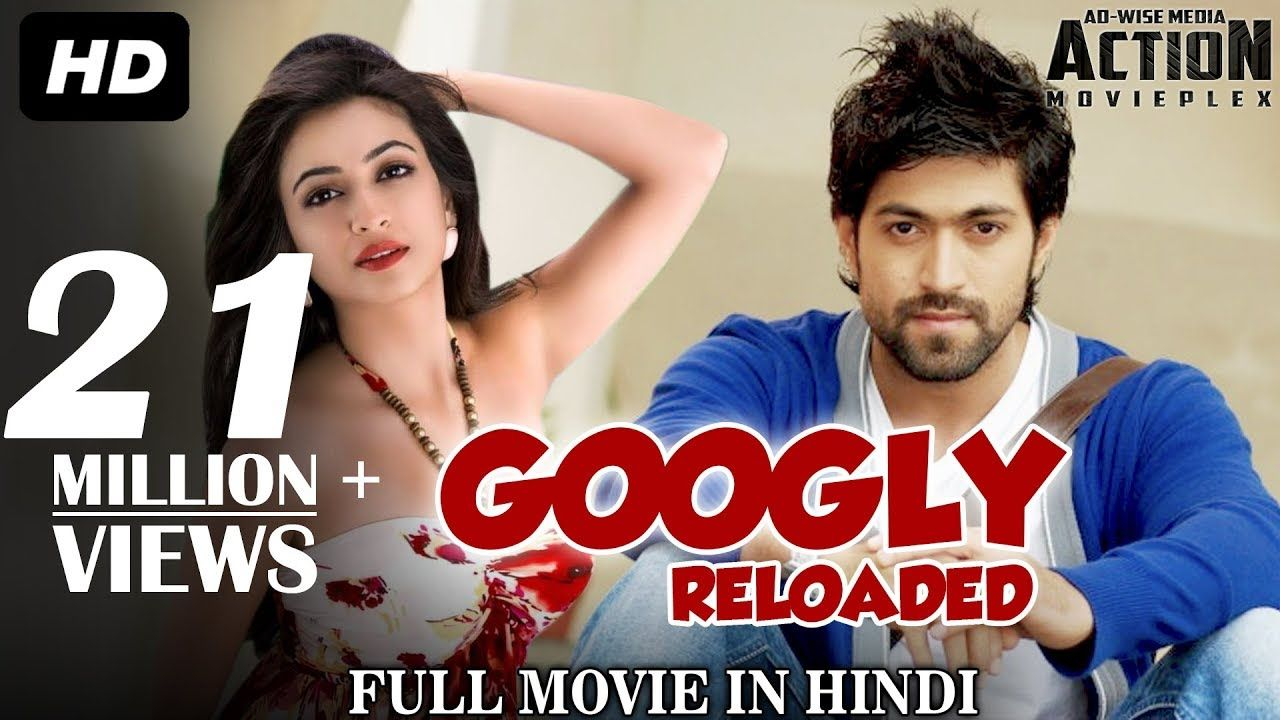Watch The Latest Romantic Action Hindi Dubbed Movie Googly