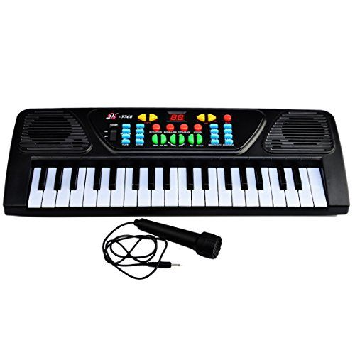Electronic Organ Musical Instrument  Multifunction For Children Gift