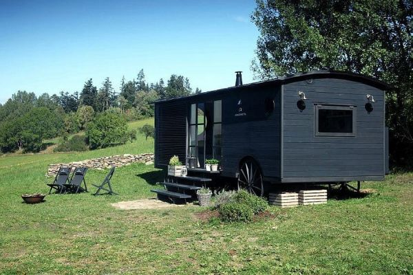 The Perfect Adventure Homes Tiny Mobile And On Wheels Kleines