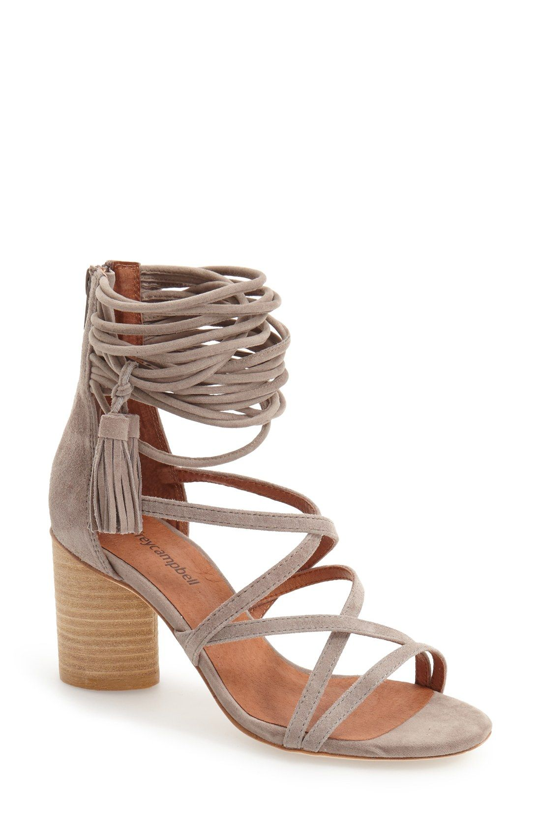 New Favorite These Jeffrey Campbell Sandals Have A
