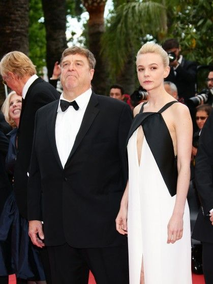 John Goodman and Carey Mulligan