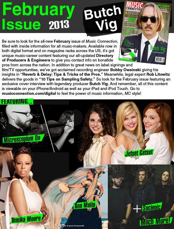 2013 January Newsletter