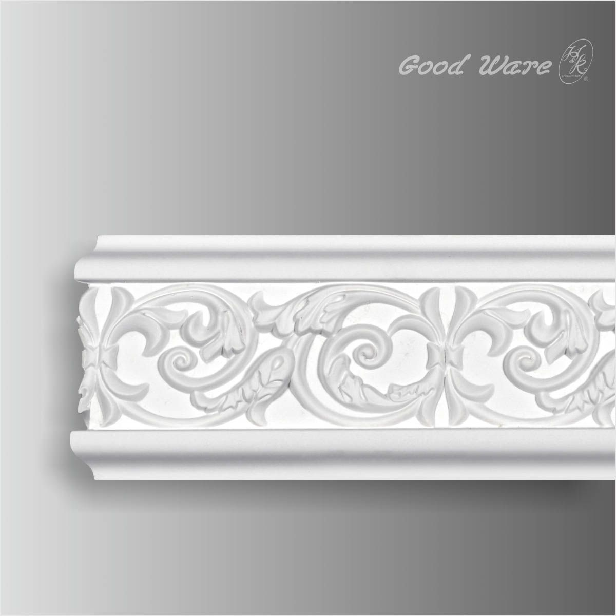 Chair Rail Kent Part - 26: GP-08061 Frieze Commercial Chair Rail Molding