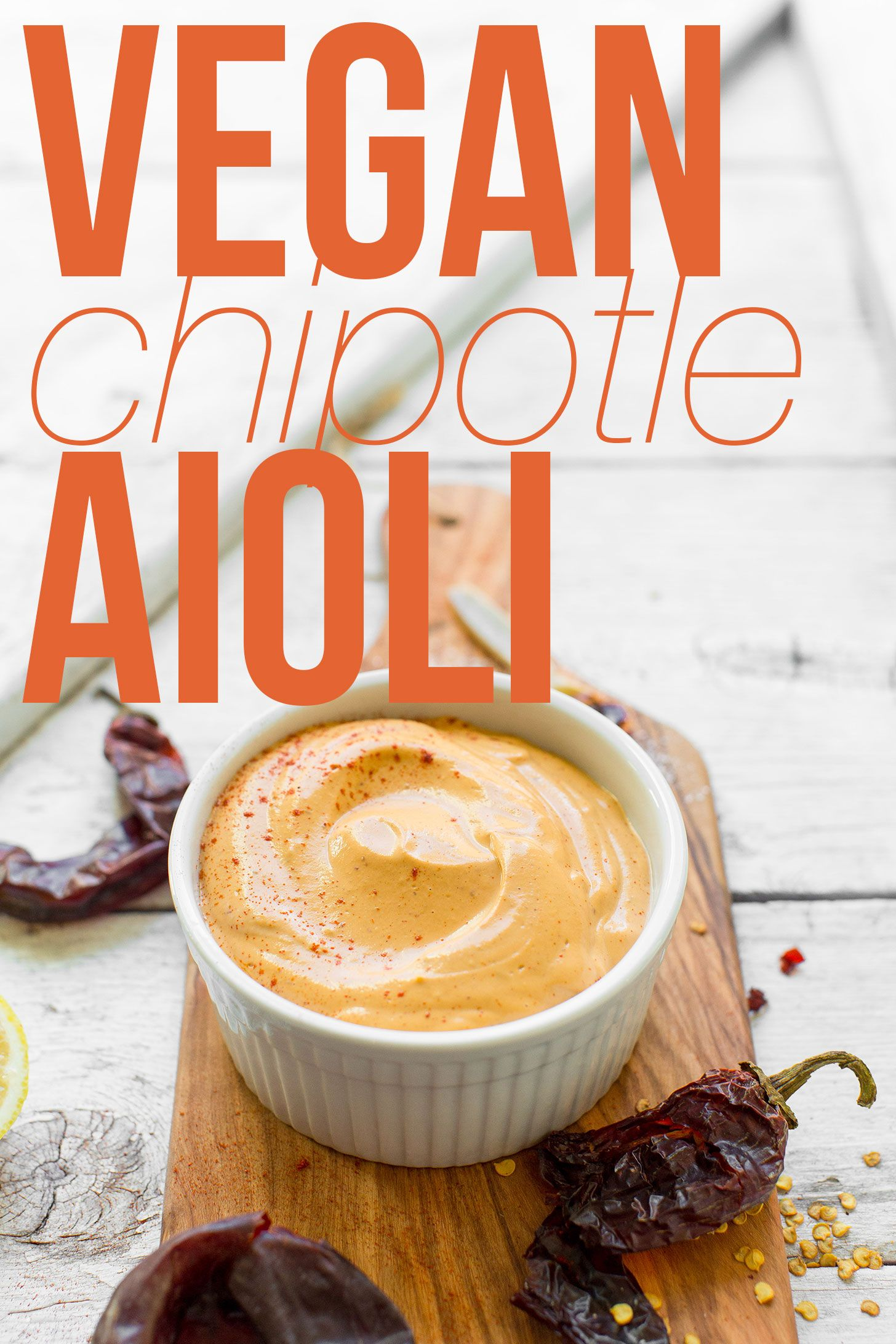5 Ingredient Chipotle Aioli