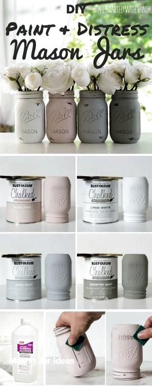 New Mason Jar Crafts New Mason Jar Crafts Masonjars Masonjarprojects Crafts Diyandhomeimpro Aksesoris Dekorasi Rumah Dekorasi Rumah Murah Alat Tulis