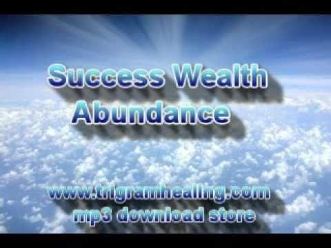 Hypnosis: Total Success, Abundance, Wealth, Positive Mindset. - YouTube