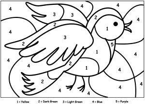 Imagenes para colorear para niños de preescolar | adriana perez