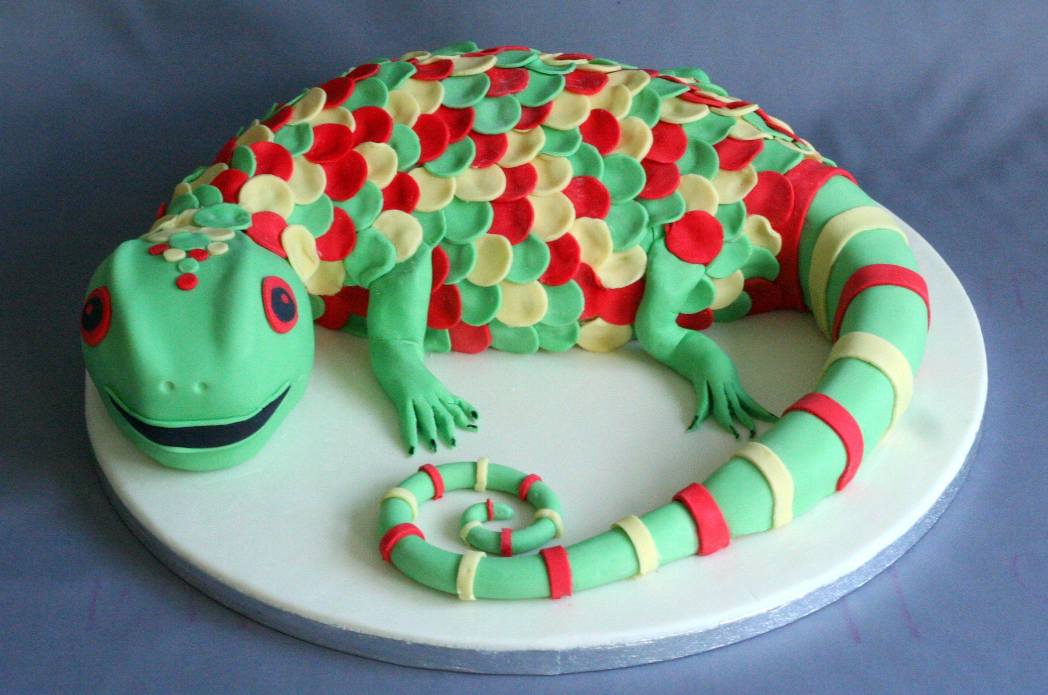 Fab Lizard Cake Reptile And Amphibian Cakes In 2019