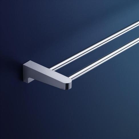 Bathroom towel rail. Double towel rail, Towel rail